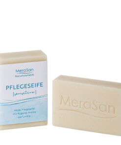 Pflegeseife sensitive MeraSan